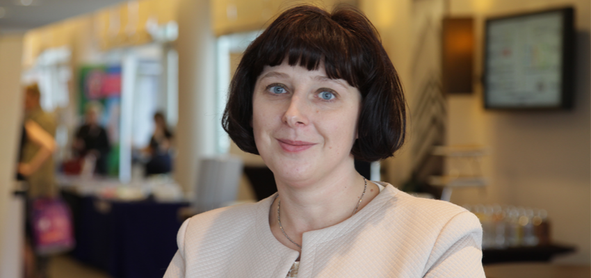 Prof. dr hab. n. med. Ingrid Różyło-Kalinowska prezydentem EADMFR