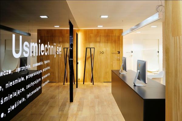 Wybrano najlepsze wnętrza gabinetów stomatologicznych