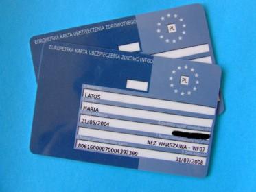 Karta EKUZ także dla osób bez pracy