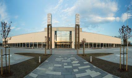 Otworzono Międzynarodowe Centrum Targowo-Kongresowe