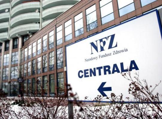 NFZ jedzie na rezerwie (finansowej)