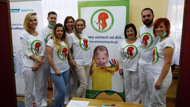 Fatalny stan uzębienia małych mieszkańców Słupska