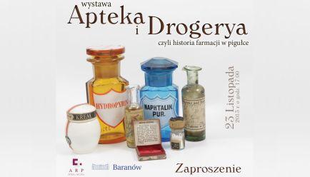 """""""Apteka i Drogerya, czyli historia farmacji w pigułce"""""""