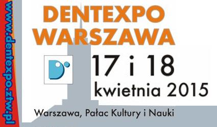 Już wkrótce DENTEXPO 2015 w Warszawie