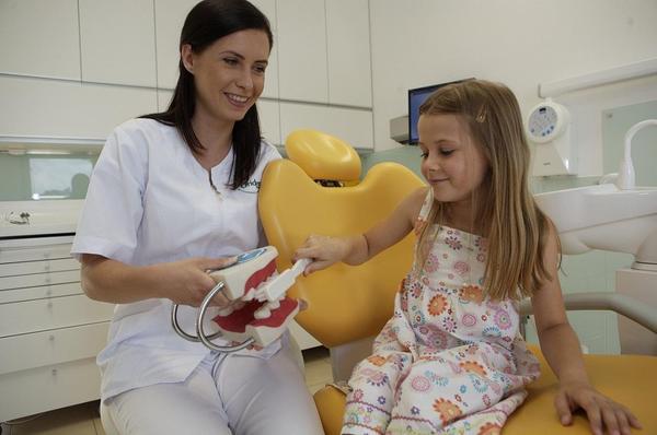 Leczenie stomatologiczne dzieci w Polsce