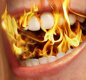 Burning Mouth Syndrome, trudny do zdiagnozowania