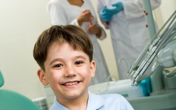 Autotransplantacja zębów u dzieci