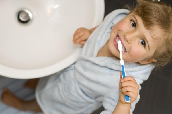 Zęby przedszkolaka do przeglądu