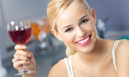 Czerwone wino zdrowe nie tylko dla zębów