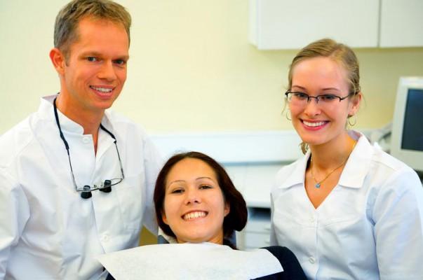 """Angielscy dentyści są """"w porzo"""""""