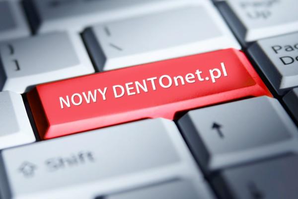 DENTOnet.pl w nowej odsłonie