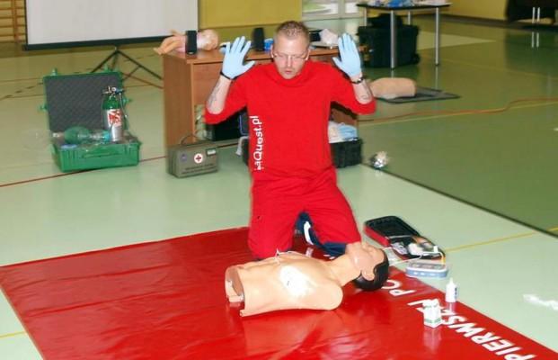 Certyfikat Emergency First Response może się przydać w gabinecie stomatologicznym
