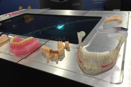 Czy będziemy drukować bakteriobójcze zęby?