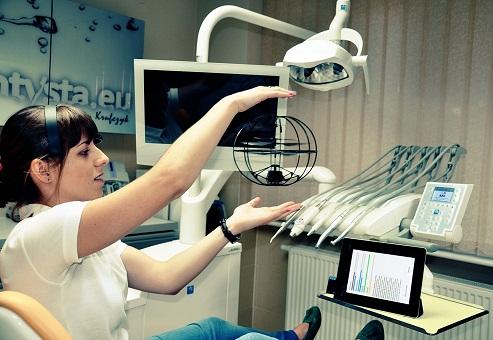Gliwice: wpływ telekinezy na lęk przed dentystą