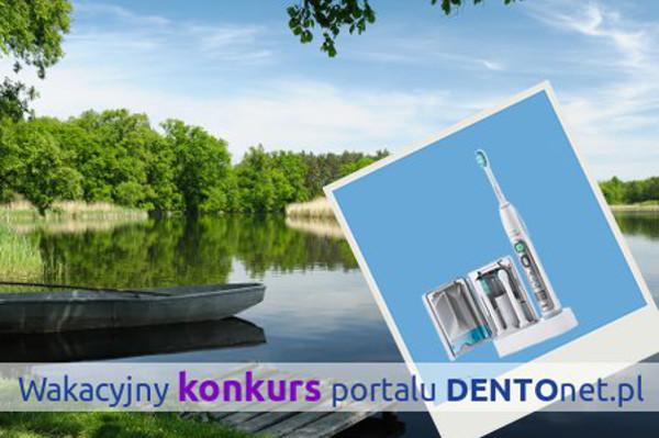 Szczoteczka na wakacjach – letni konkurs portalu Dentonet.pl