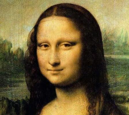 Co z uśmiechem Mony Lisy?