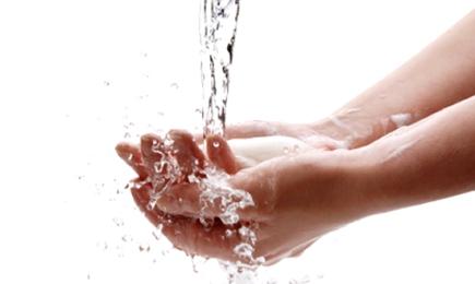 Problem z myciem rąk w placówkach medycznych