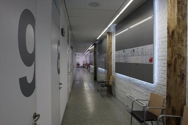 Dentyści kuszą designem i architekturą