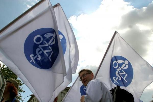 Wielki protest pracowników ochrony zdrowia już niebawem