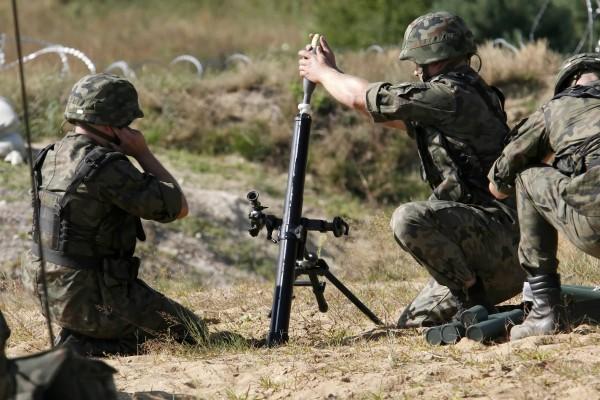 Polscy żołnierze na wojnie z… próchnicą