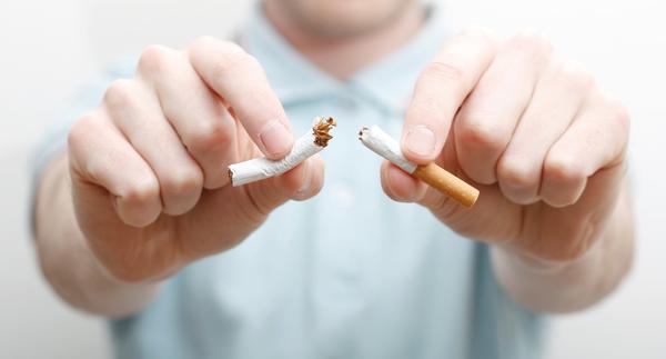 Dentysta pomoże rzucić palenie?