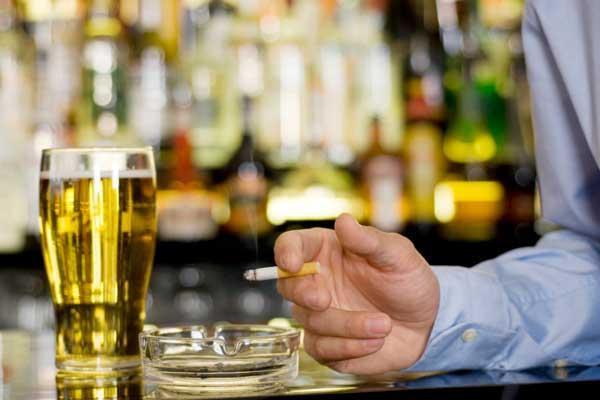 Co ma alkohol do nowotworu?