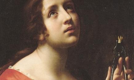Św. Apolonia – patronka stomatologów