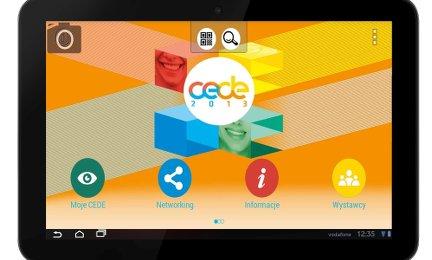 CEDE 2013 na smartfonie