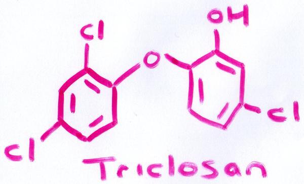 Triclosan upośledza czynność mięśni