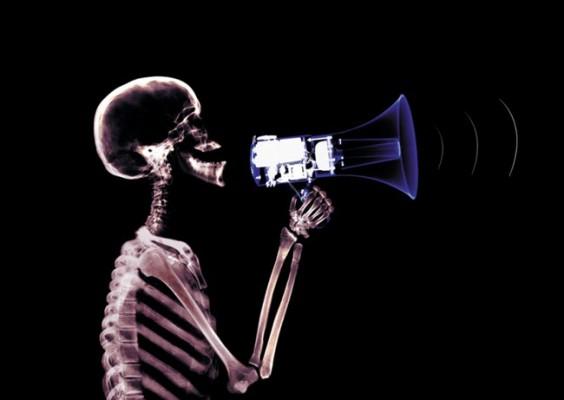 Straszenie rentgenem