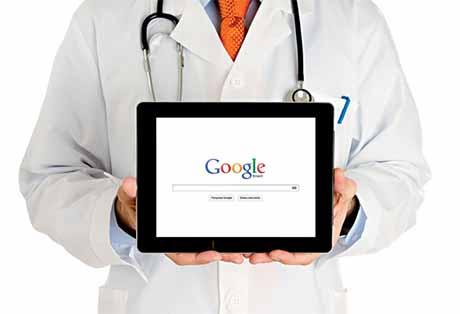 Doktor Google – rusza nowy serwis znanej wyszukiwarki