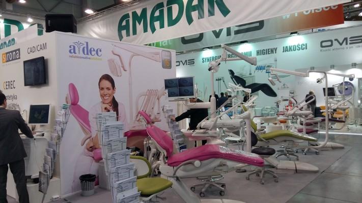 Ruszyły Międzynarodowe Targi Stomatologiczne Krakdent 2016