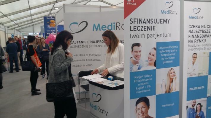 MediRaty po raz pierwszy na targach stomatologicznych Krakdent