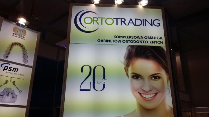 20. urodziny firmy Orto Trading podczas Krakdentu 2016