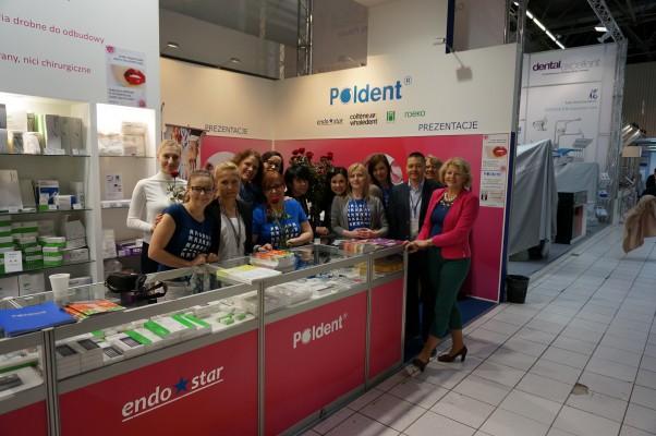 Wystawcy targów stomatologicznych Krakdent 2016 – firma Poldent