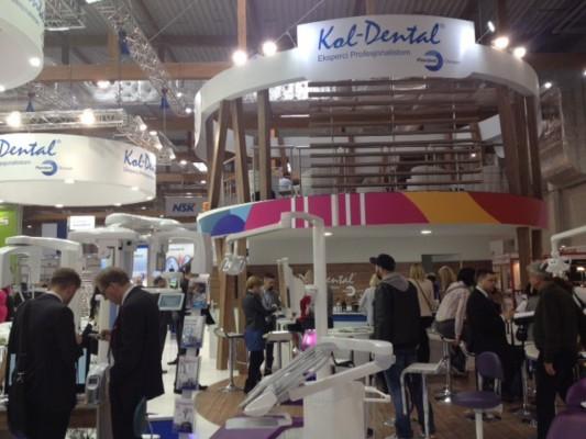 Wystawcy targów stomatologicznych Krakdent 2016 – firma Kol-Dental