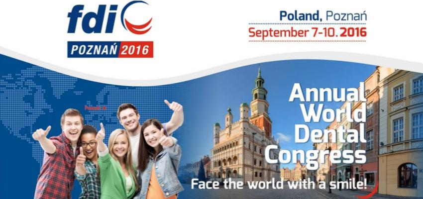 Poznaliśmy szczegółowy program Kongresu FDI w Poznaniu