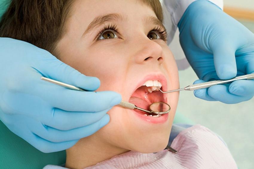 Instruktaż higieny jamy ustnej dla dzieci