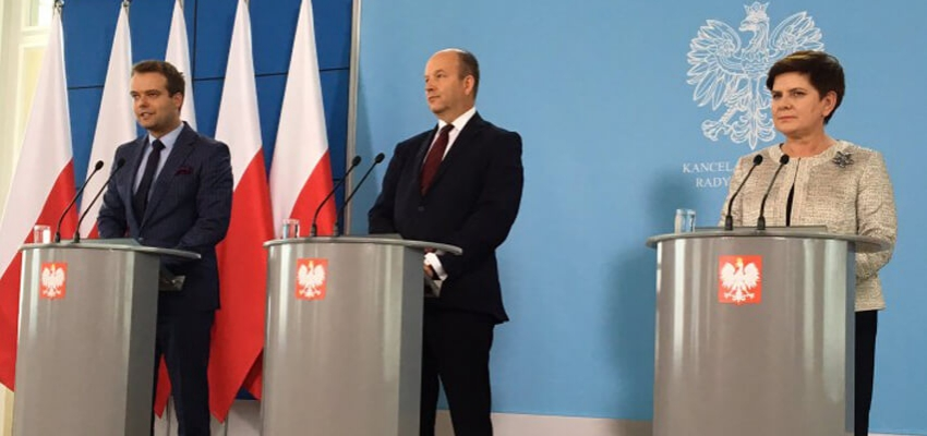 Konstanty Radziwiłł zapowiada kompleksową reformę służby zdrowia