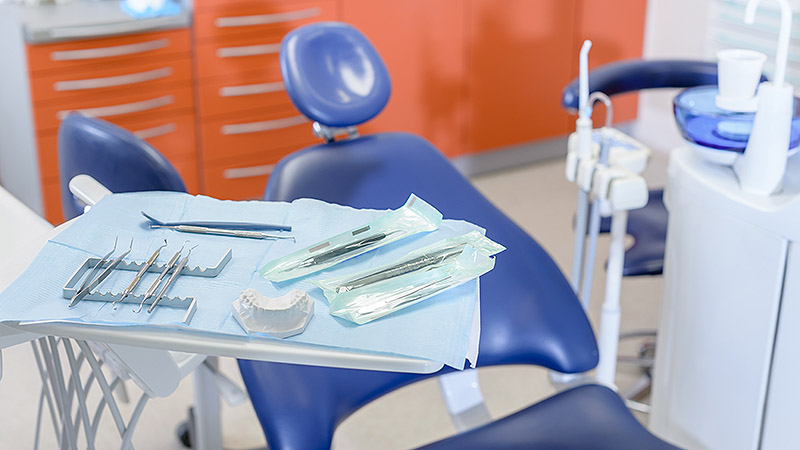 Praca z najmniejszym nakładem energii – o ergonomii w stomatologii