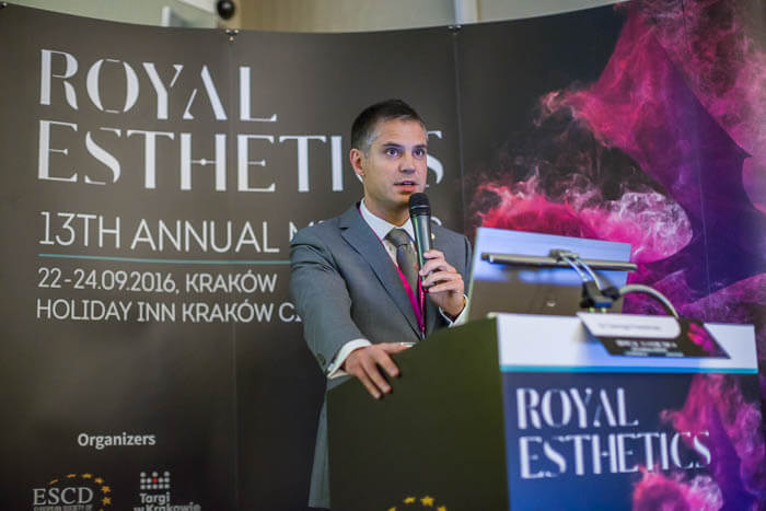 Kongres Royal Esthetics: Kraków stolicą światowej stomatologii estetycznej