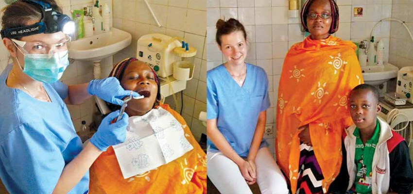 Afryka oczyma dentysty
