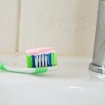 Organiczna pasta do zębów