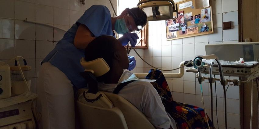 Usuwałam, dłutowałam, leczyłam endodontycznie