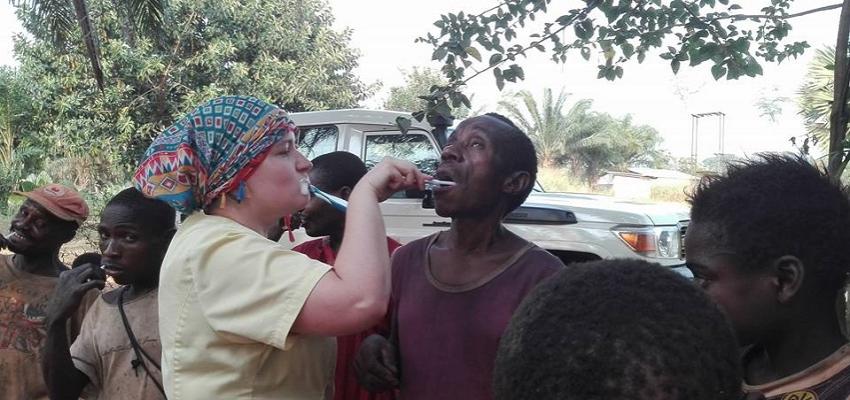 Dzień za dniem w Afryce…