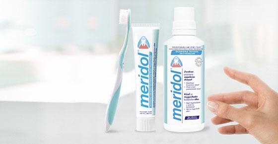 Meridol® – produkty dla ochrony i regeneracji Twoich dziąseł