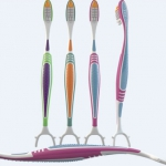 Flossy Brush - Dentonet.pl