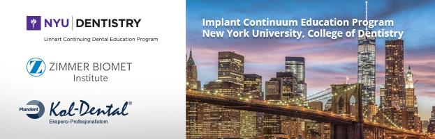Implant Continuum Education Program New York University