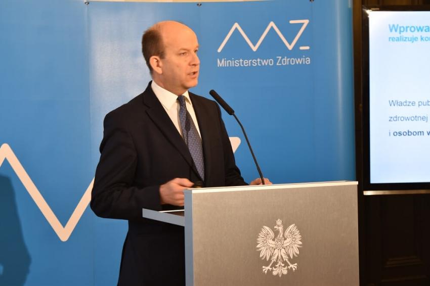 Minister zdrowia: NFZ w stanie likwidacji od 1 stycznia 2018 r.