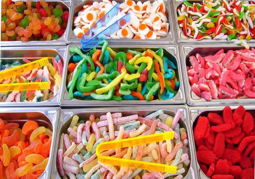 Wielka Brytania: apel o dodatkowe oznakowanie słodyczy